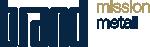brand – mission metall Logo