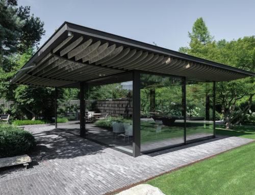 Gartenpavillon Enea, Rapperswil