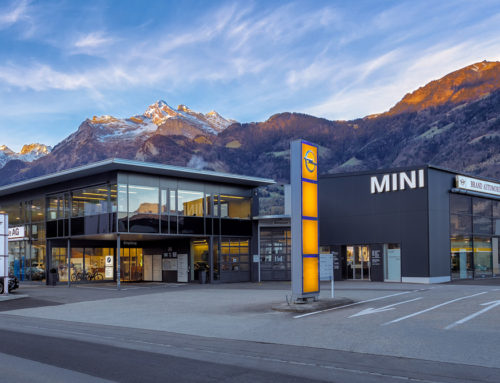 Brand Automobile AG – MINI, Schattdorf