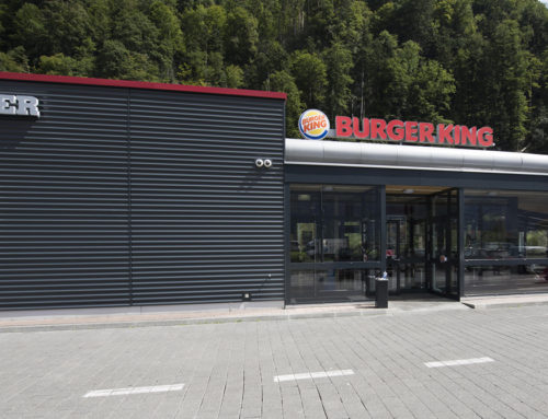 Burger King, Altdorf