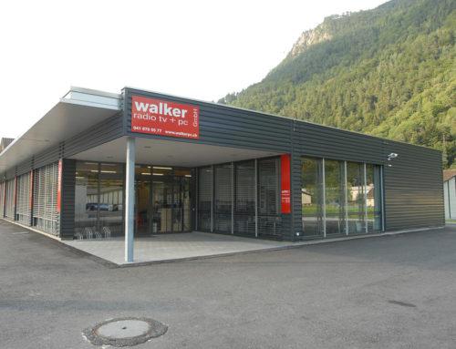 Büro- und Geschäftsgebäude Walker, Altdorf