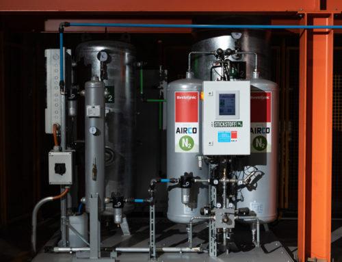 Bystronic – Stickstoff-Generator